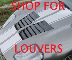 LOUVERS!